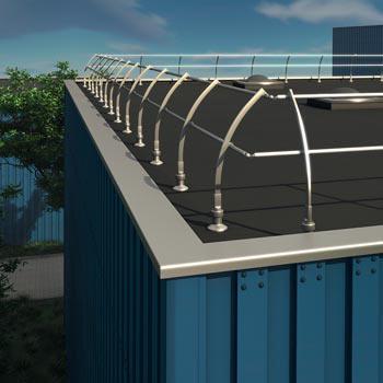 dani alu - Couvernet couvertine aluminium étanchéité protection acrotère toiture terrasse