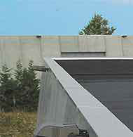 Aluminum coping systems